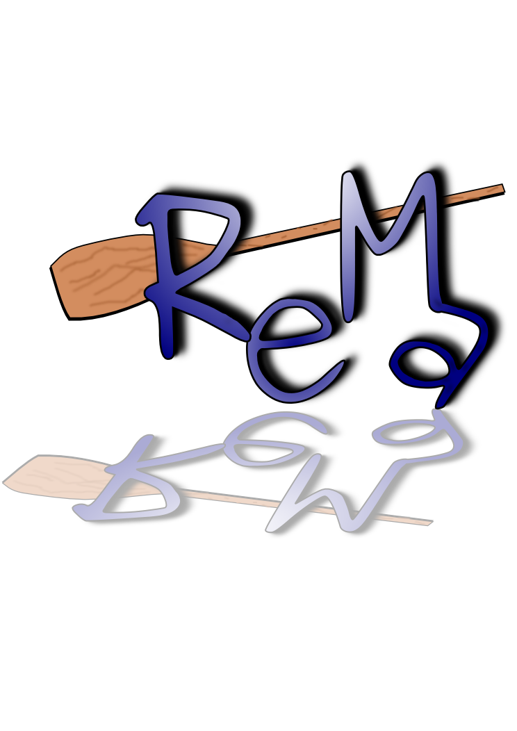 Logo del proyecto ReMa (Research Manager)